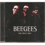 Cd Bee Gees   One Night Only  part Andy Bibb  Celine Dion