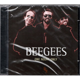 Cd Bee Gees   One Night Only