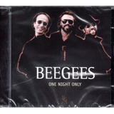 Cd Bee Gees - One Nitght Only
