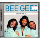 Cd Bee Gees   The Very Best Of   Lacrado De Fábrica