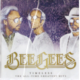 Cd Bee Gees   Timeless The All Time Greatest  Hits   Novo