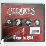 Cd Bee Gees Time To Old Started A Joke Stayin Alive Novo