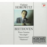 Cd Beethoven Great Piano Sonatas   Horowitz Lacre Importado