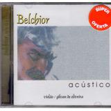 Cd Belchior Acústico