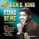 Cd Ben E King   Stand By Me   Blues Jazz Rock Original E Lac