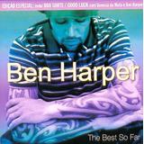 Cd Ben Harper   Best So Far   2007