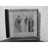 Cd Beneventan Chants   Hungria Classics