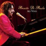 Cd Benito Di Paula   Ao Vivo   Lacrado Novo Original