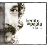 Cd Benito Di Paula   Perfil