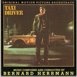 Cd Bernad Herrmann   Taxi Driver   Importado