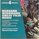 Cd Bernard Herrmann Great Film Music   National Philharmonic