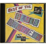 Cd Best Of The Blues Brothers Importado Germany   C9