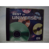 Cd Best Of Universe 2  Vol 5  Rose Roice  Michael Sembello