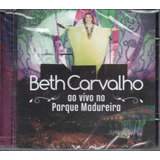 Cd Beth Carvalho   Ao Vivo No Parque Madureira