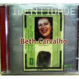 Cd Beth Carvalho Identidade Mpb Samba Pagode Axe   Lacrado