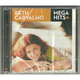 Cd Beth Carvalho Mega Hits 2014  Sony 15 Sucessos Lacrado