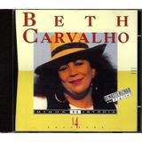 Cd Beth Carvalho Minha História 14 Hits Orig Raro Sem Uso