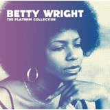 Cd Betty Wright Platinum Collection   Uk