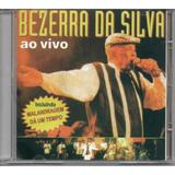 Cd Bezerra Da Silva   Ao Vivo   Original E Lacrado