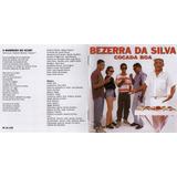 Cd Bezerra Da Silva Cocada Boa 1993 Novo