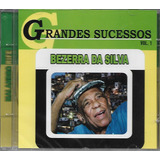 Cd Bezerra Da Silva Grandes Sucesso Vol 1