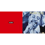 Cd Big Joe Turner Blu Mestres Do Blues 45 Blues 1996 Novo