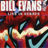 Cd Bill Evans E Push   Live In Europe