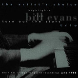Cd Bill Evans Evans Trio Highlights From Turn Out The Stars