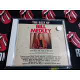 Cd Bill Medley   Best Of Importado Raro