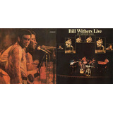 Cd Bill Withers Live At Carnegie Hall 1973 Usado