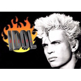 Cd Billy Idol    Rebel Songs
