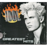Cd Billy Idol   Greatest Hits