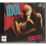 Cd Billy Idol   Rebel Yell