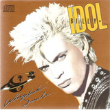 Cd Billy Idol   Whiplash Smile   Novo