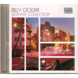 Cd Billy Ocean   Ultimate Collection   Novo