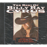 Cd Billy Ray Cyrus   The Best Of novo lacrado
