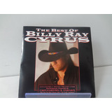 Cd Billy Ray Cyrus   The Best Of Billy Ray Cyrus   1997