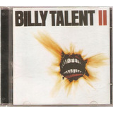 Cd Billy Talent   Billy Talent 2 Ii   Atlantic 2006