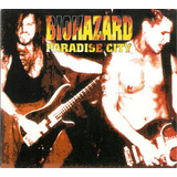 Cd Biohazard   Paradise City   Digipack   Novo