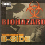 Cd Biohazard   Tales From The B side