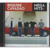 Cd Biquíni Cavadão Mega Hits Original Novo Lacrado
