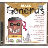 Cd Black Generus   Bernard Wright Jermaine Jackson Five Star