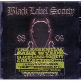 Cd Black Label Society   Kings Of Damnation