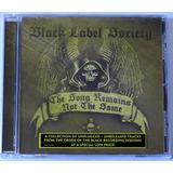 Cd Black Label Society   Song Remains Not The Same Importado