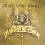Cd Black Label Society   The Song Remains Not The Same