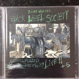 Cd Black Label Society Alcohol Fueled Live Novo Importado
