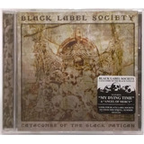 Cd Black Label Society Catacombs Of Black Vatican Americano