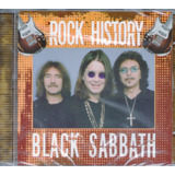 Cd Black Sabbath   Rock History