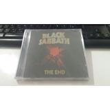Cd Black Sabbath The End Lacrado