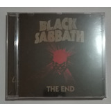 Cd Black Sabbath The End Novo Lacrado